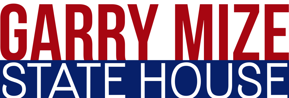 Garry Mize for State House